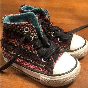 Converse All-Star Knit Hi-Tops